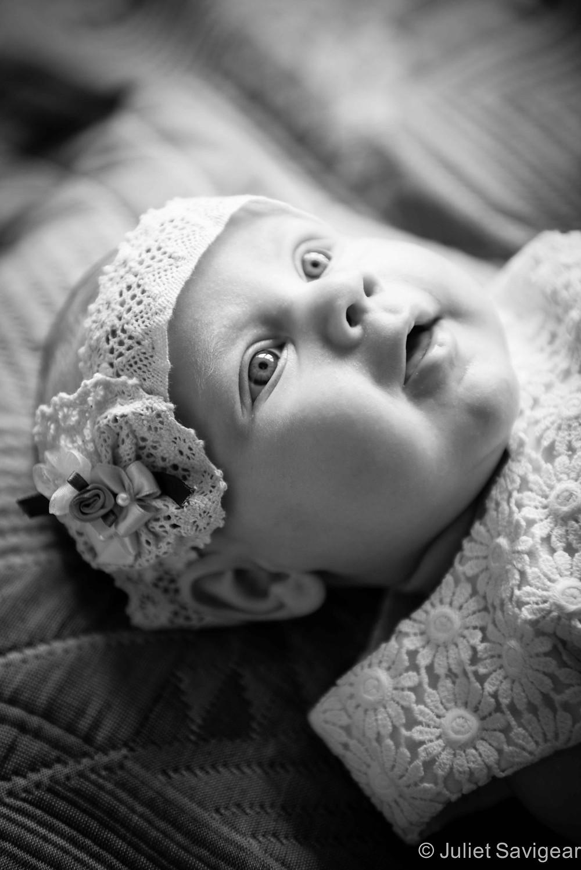 Pretty Baby Girl - Baby Photography, Orpington
