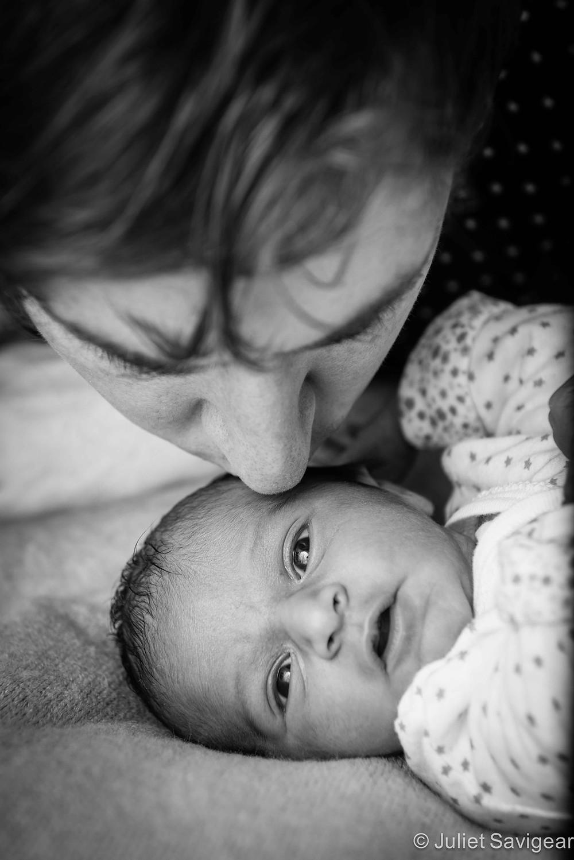 Kisses - Newborn Baby & Family Photography, Brixton