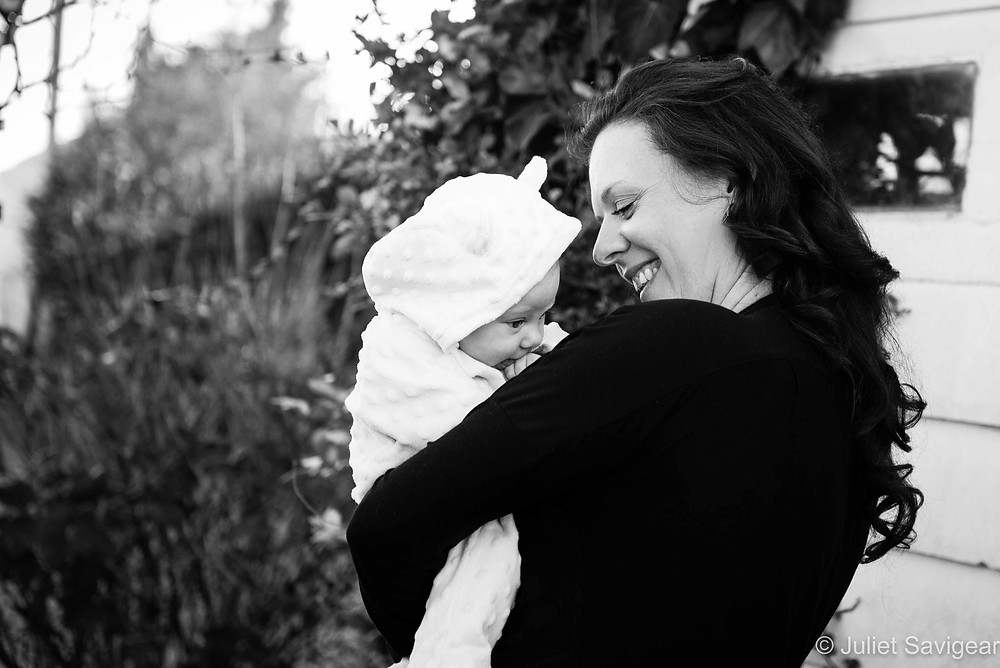 Mother & Baby - Baby & Family Photography, Streatham