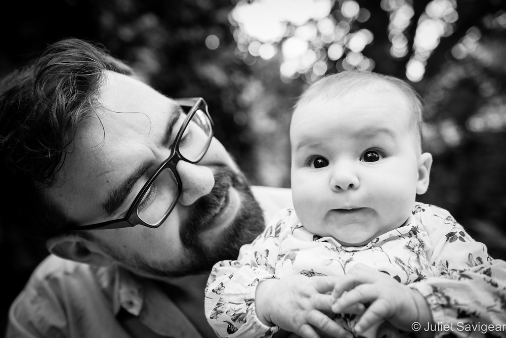 Daddy & His Girl - Family Photography, East Dulwich
