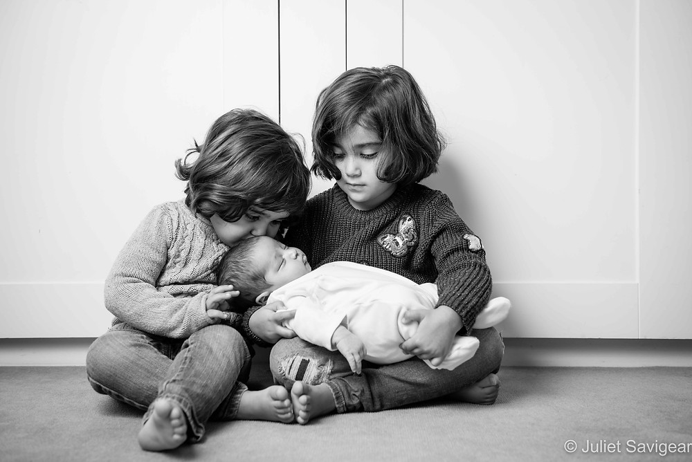New Family Member - Baby & Children's Photography, Balham