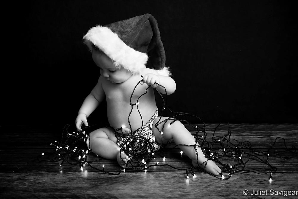 Christmas Baby Photography, Leyton