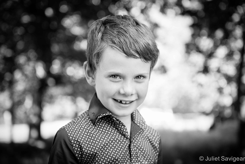 Boy In The Park - Children's Photography, Tooting Common