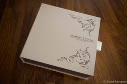 Boxed Hand Made Maternity Album