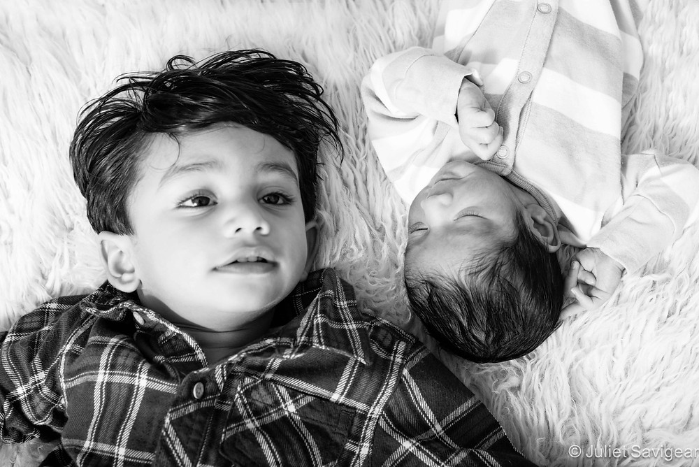 Brothers - Newborn Baby & Children's Photography, Furzedown, SW16