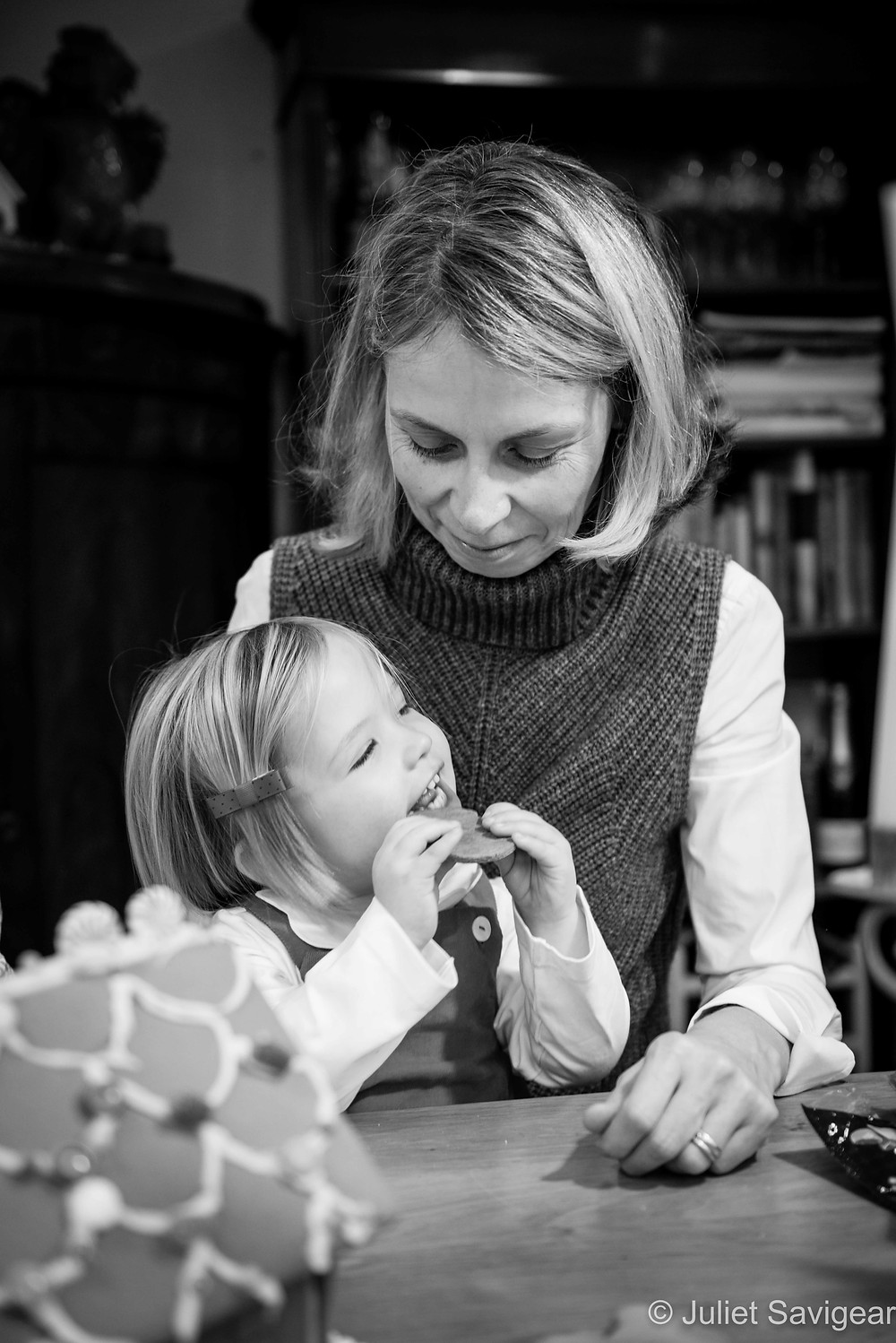 Mother & Daughter - Children's Photography, Clapham South