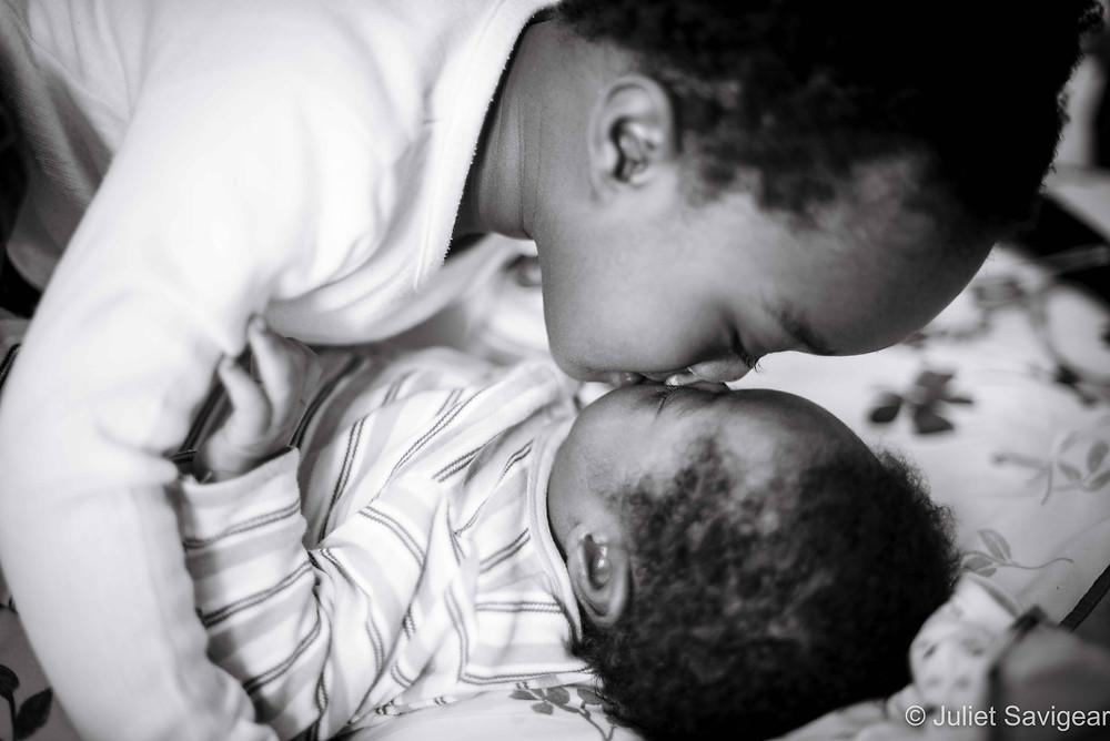 Big Brother's Kiss