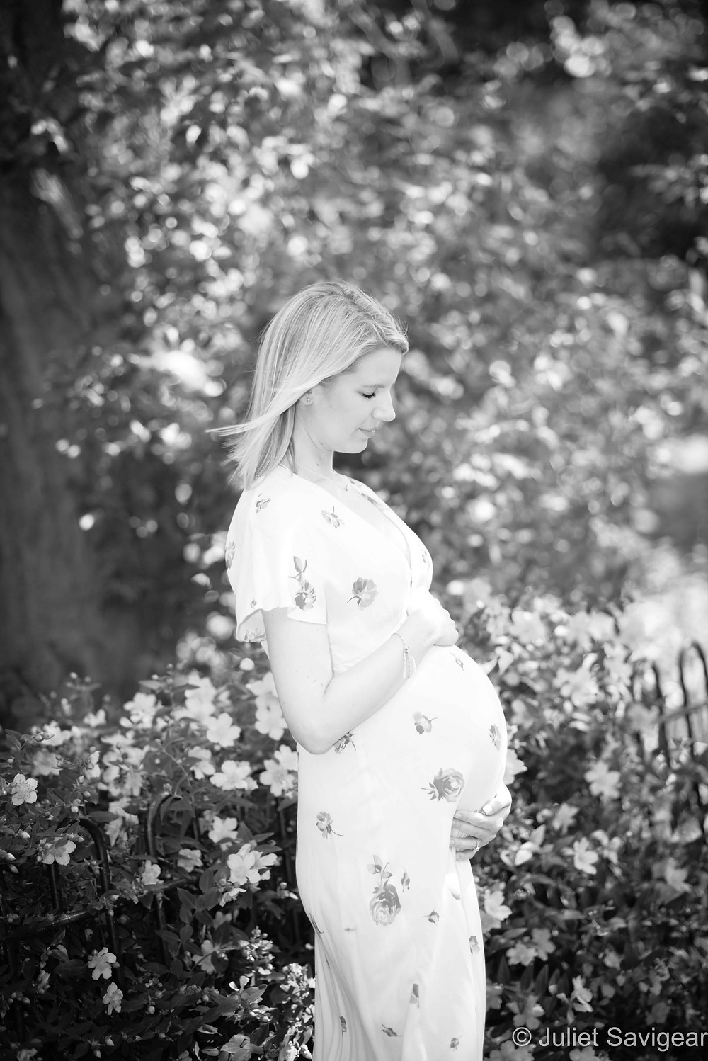 Stunning maternity photography