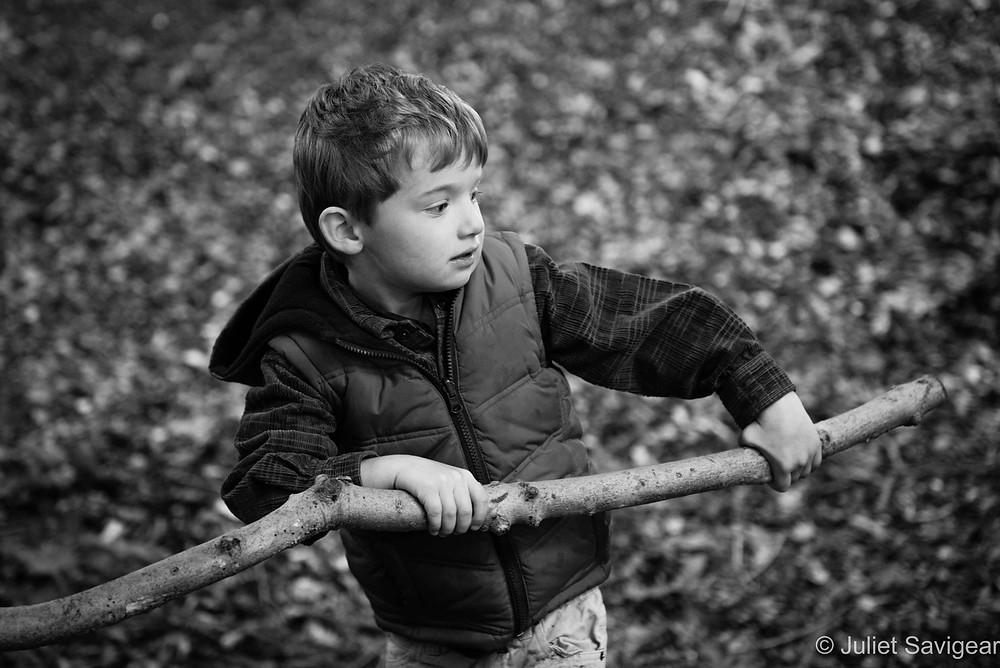 Destruction! Twin Children's Photography, Oxfordshire