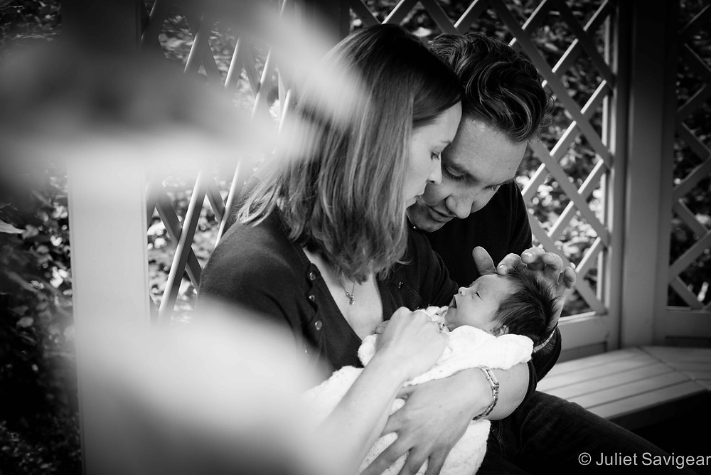 Our New Baby - Newborn Baby Photography, Kensington