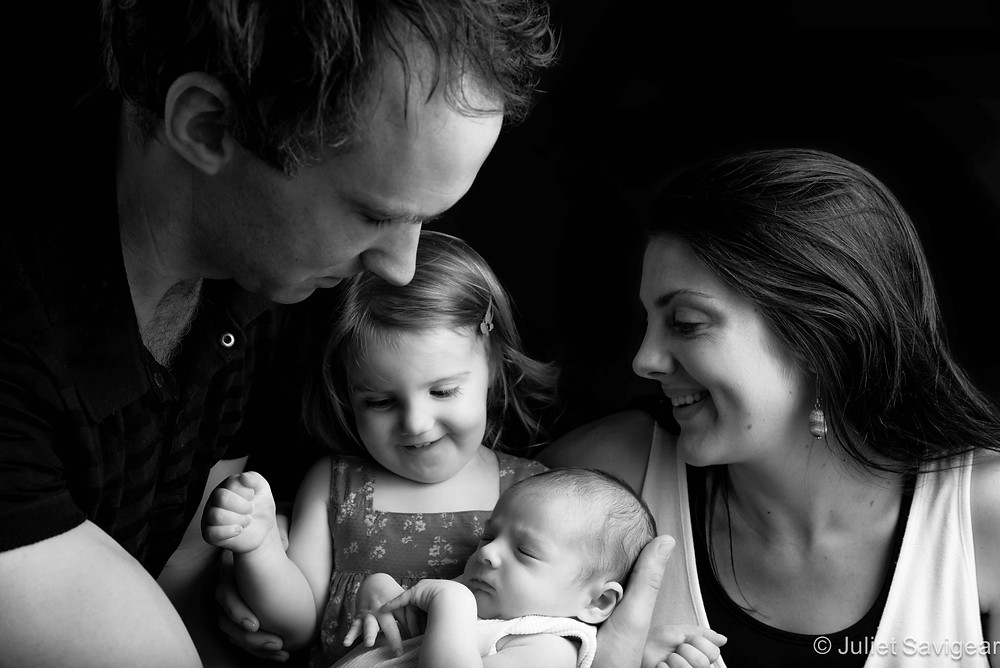 Our New Baby - Newborn Baby & Family Photography, Earlsfield