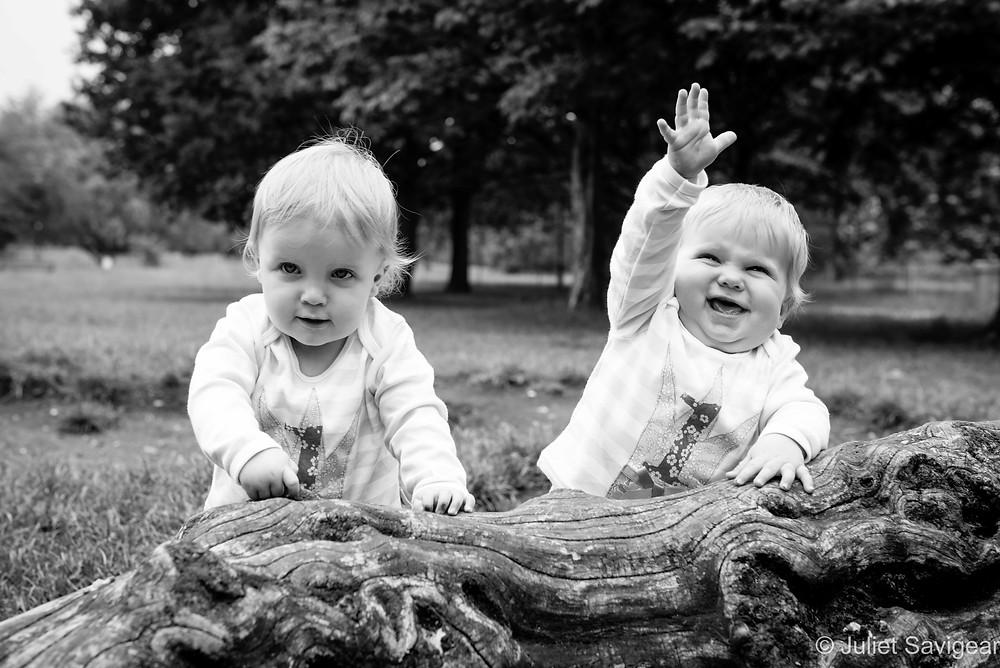 Twins by log