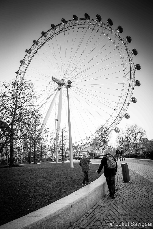 The London Eye - Family Photographer, London