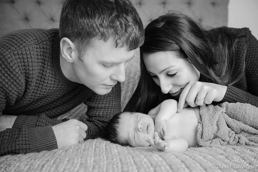New Family - Newborn Baby Photography - Streatham