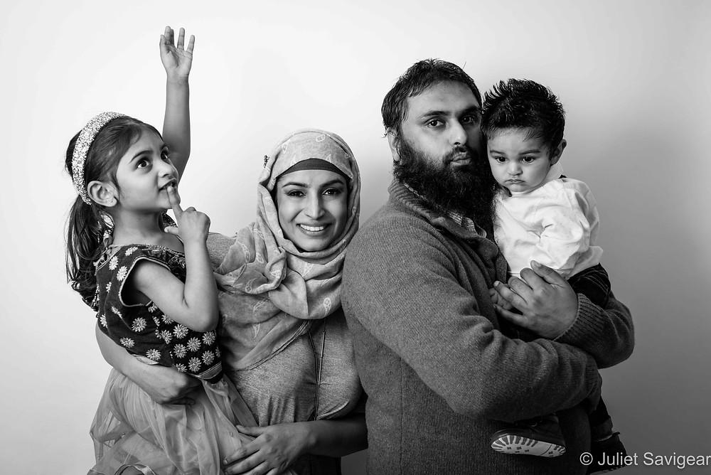 Family Portrait Photography - Mitcham