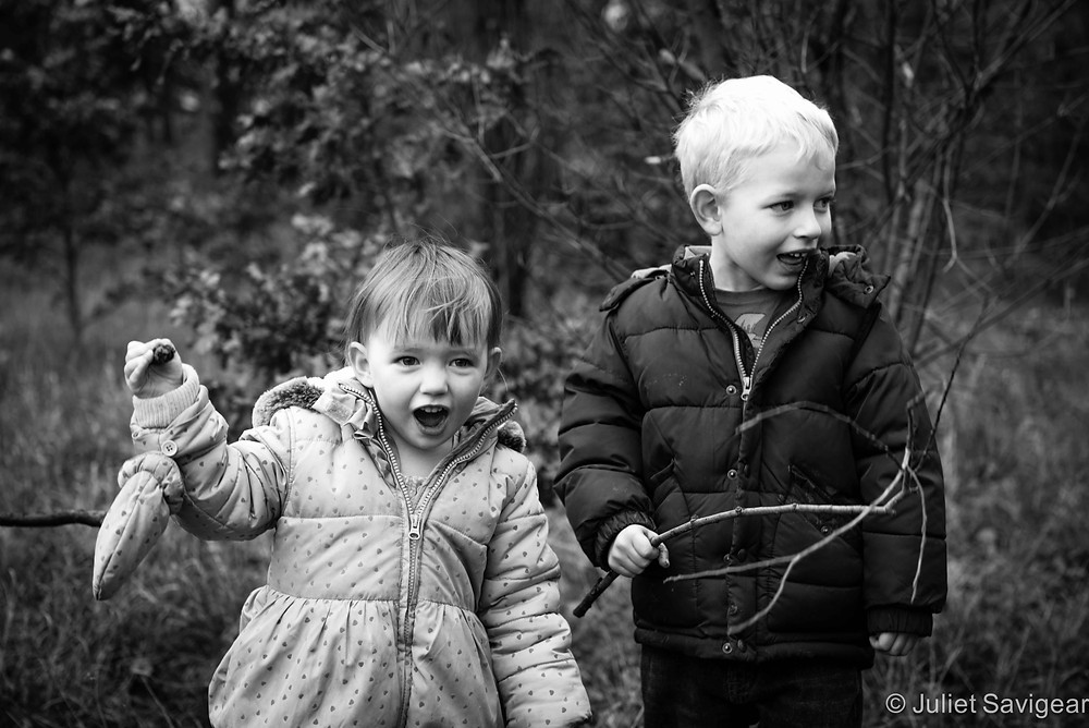 Rraaaah! Children's Photography, Tooting Common