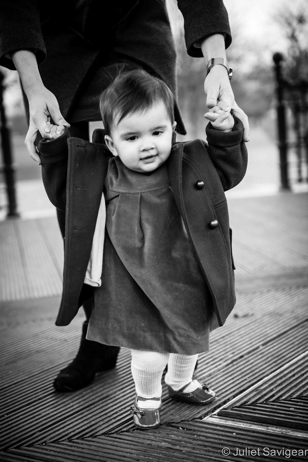 Early Steps - Children's Photography, Clapham Common