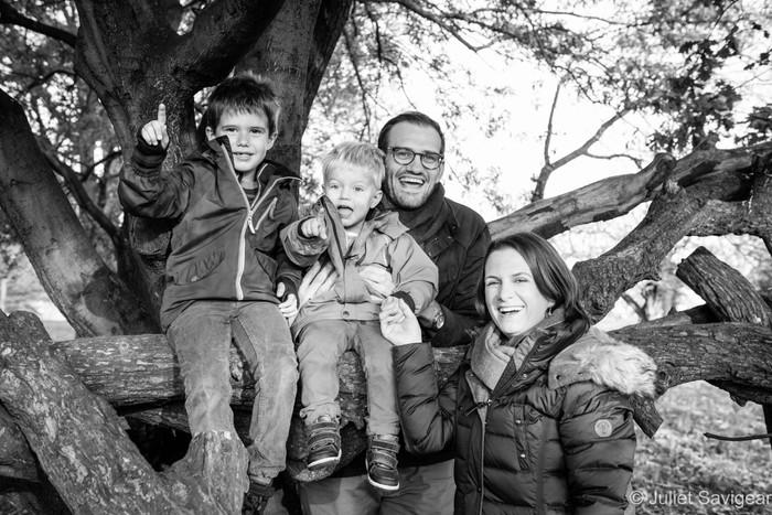 Children's & Family Photographer - Clapham Common