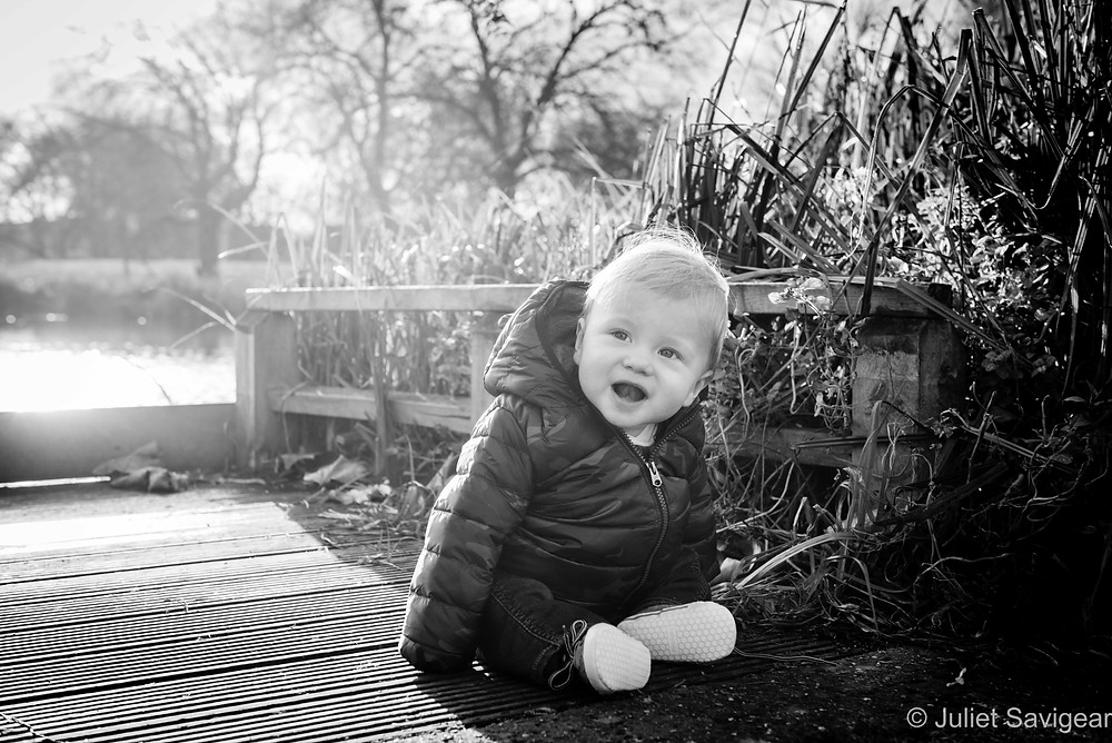 Baby on Clapham Common