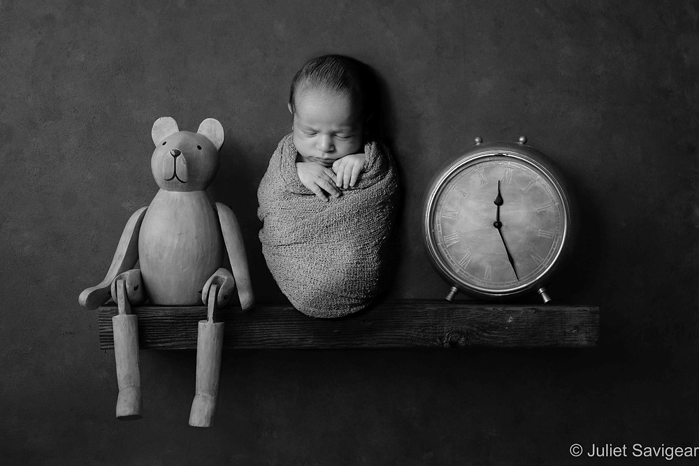 Baby shelf photo
