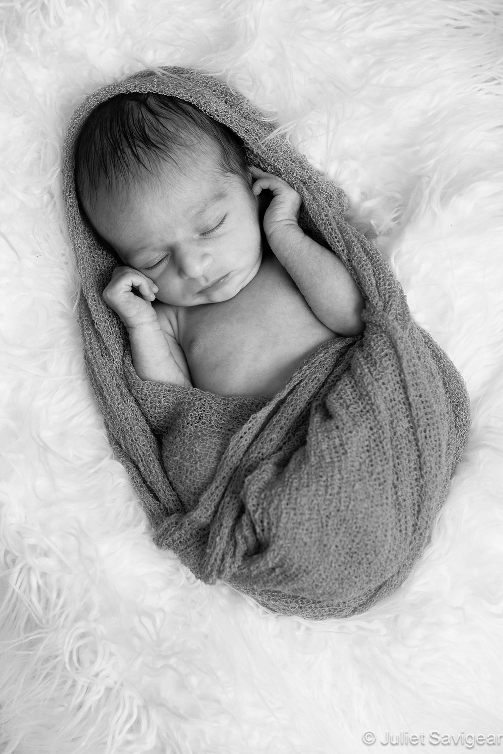 Cacooned - Newborn Baby Photography, Brixton