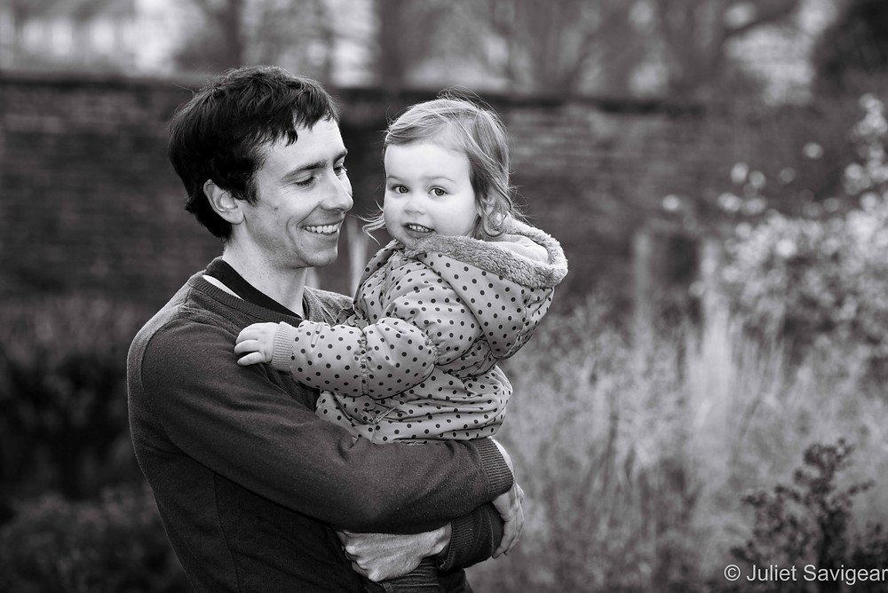 Father & Daughter - Family Photography - Brockwell Park