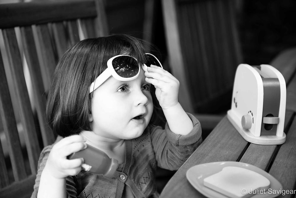 Toast - Children's Photography, Wimbledon