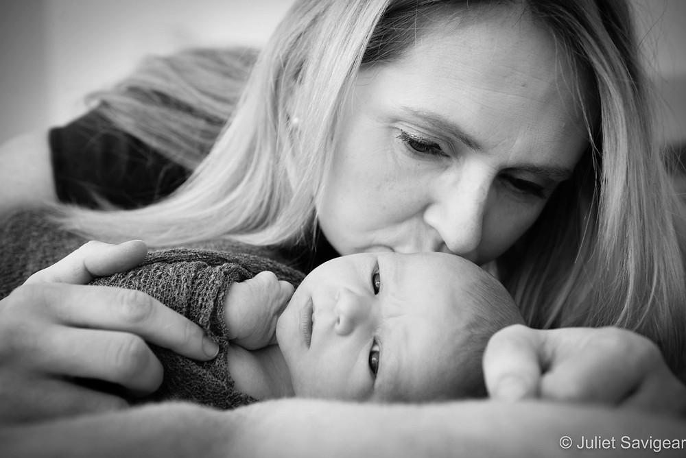 Mummy's Love - Newborn Baby & Family Photography, Wimbledon