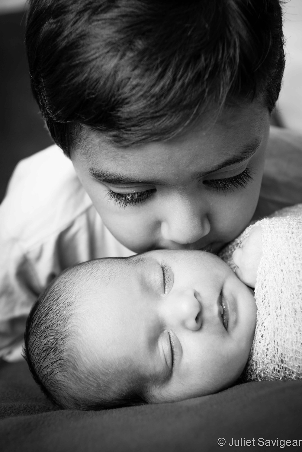 More Kisses! Newborn Baby & Children's Photography, Victoria, London