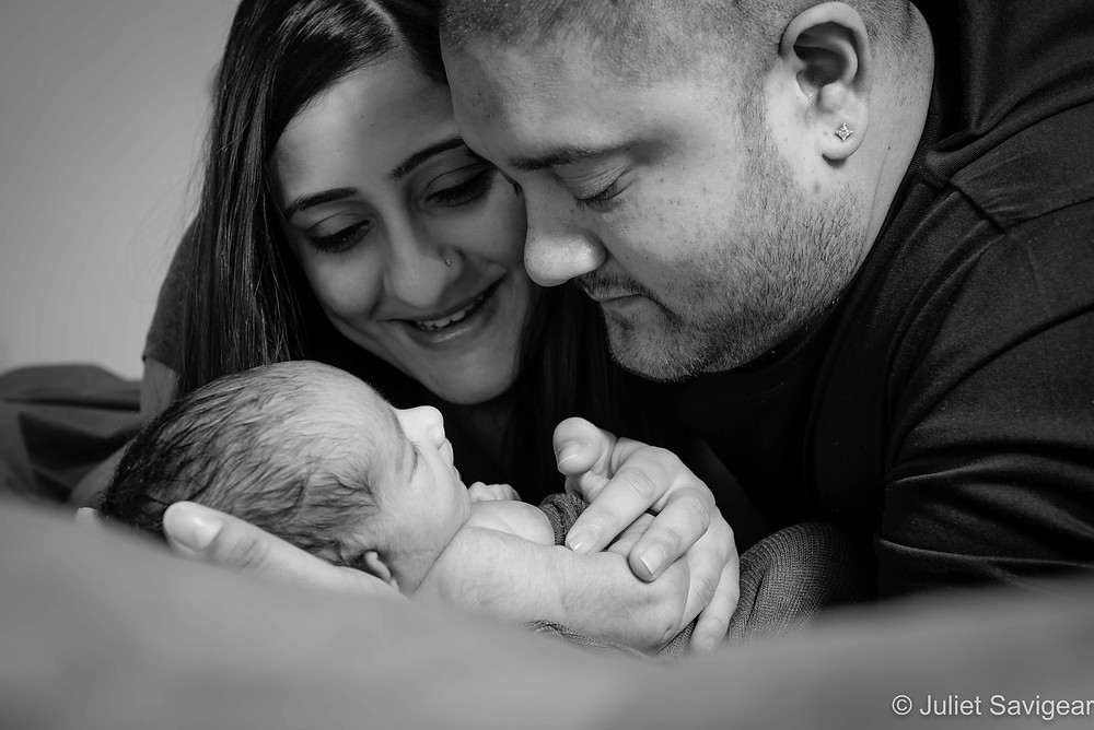 Natural family photography