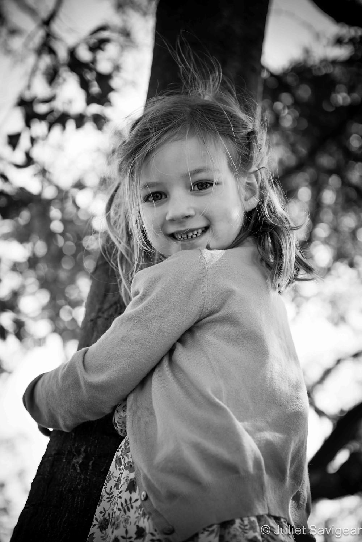 Holding On - Children's Photography, Clapham Common