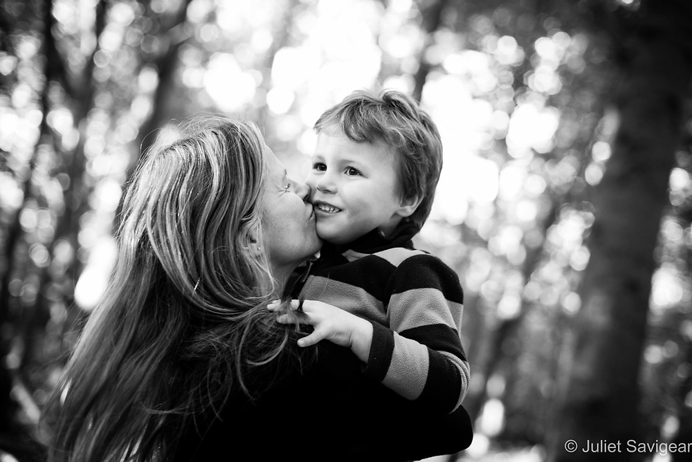 Kiss - Family Photography - Wimbledon Common