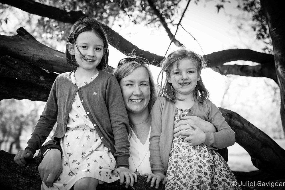The Girls - Children's & Family Photography, Clapham Common
