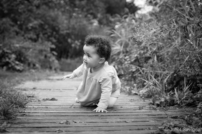 Natural, Outdoor Photos To Celebrate First Birthday - Tooting Common