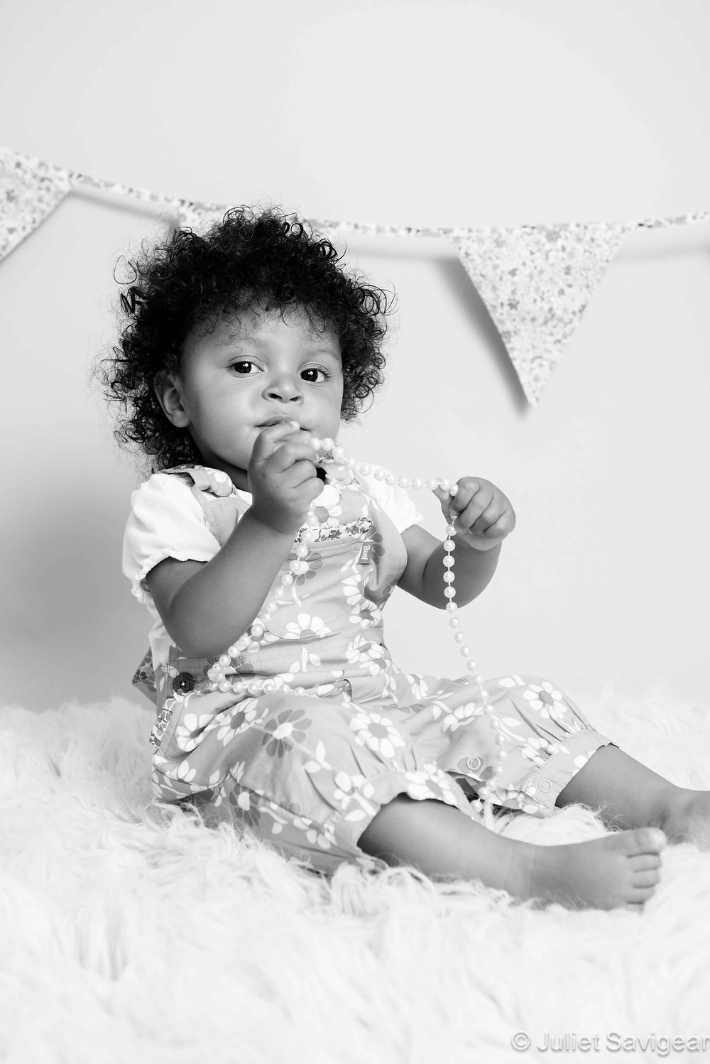 Pearls - Toddler Photography, Surrey Quays, London, SE16