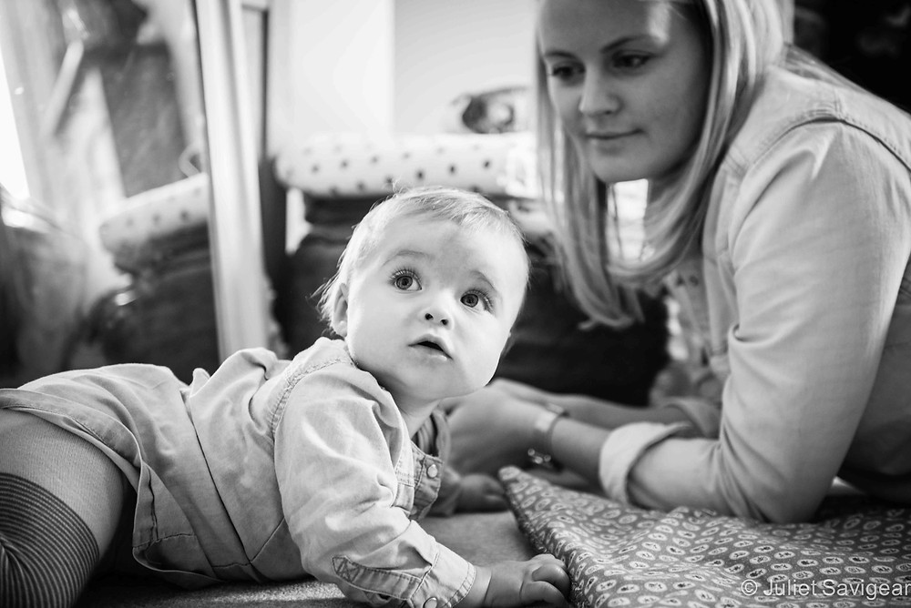 Mother & Daughter - Family Photography, Balham