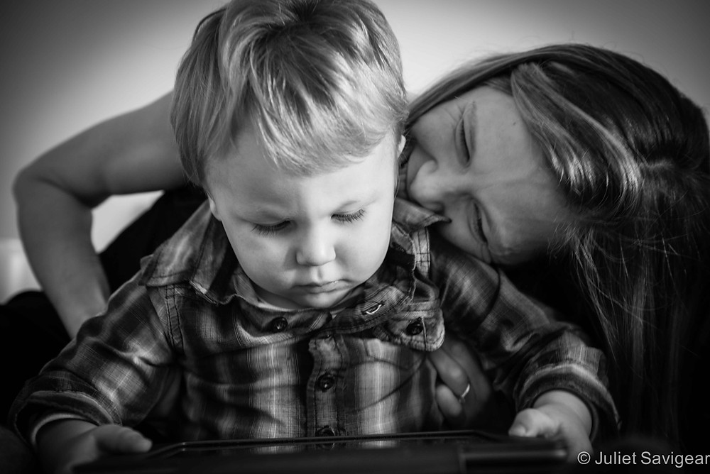 Tickles - Family Photo Shoot - Southfields