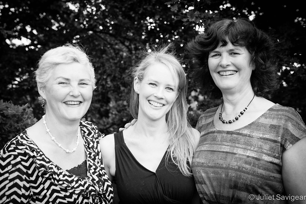 Three Sisters - Family Photography - Wimbledon