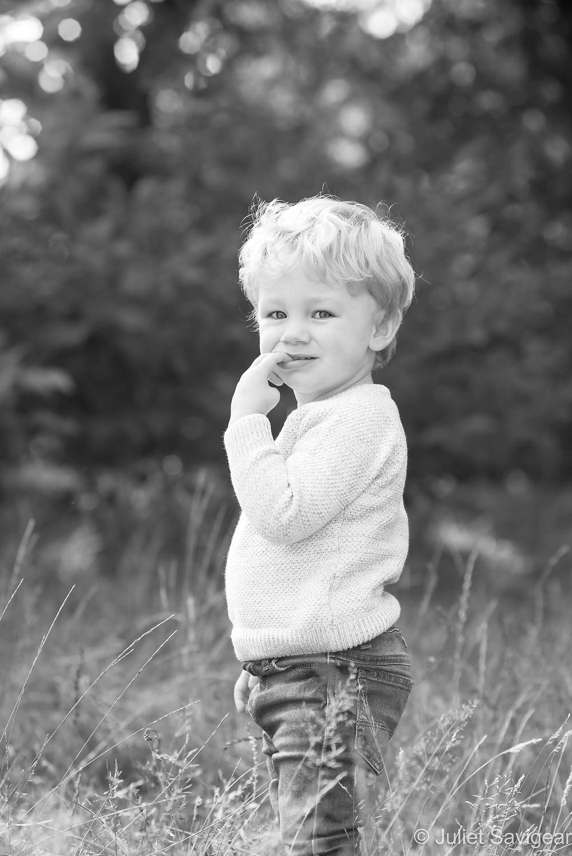 Children's outdoor photography