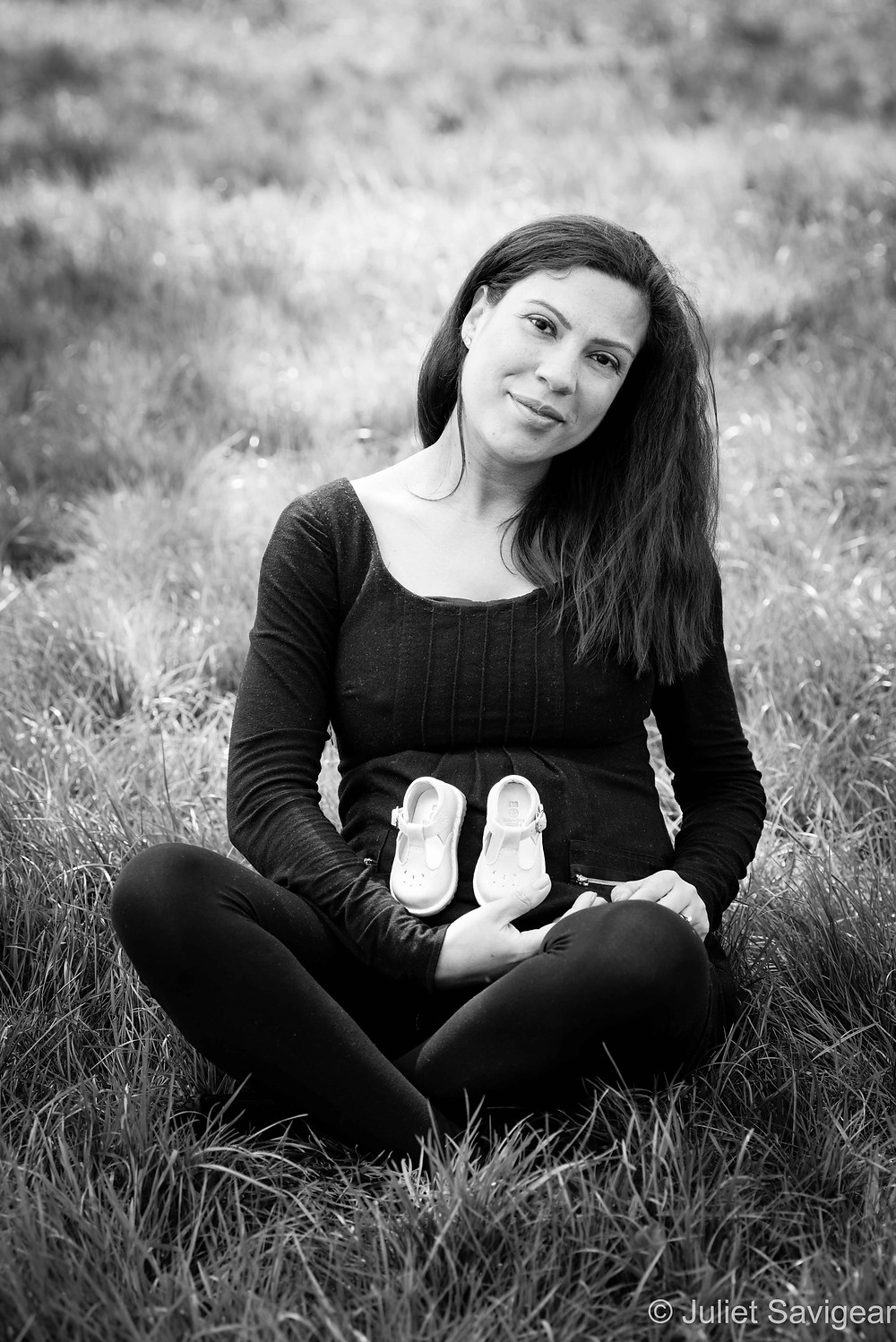 Baby Shoes - Maternity Photography, Tooting Common