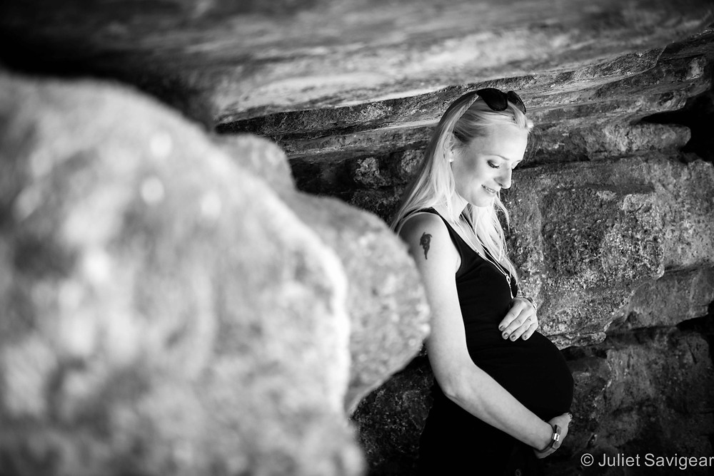 In The Rocks - Maternity Photography, Battersea