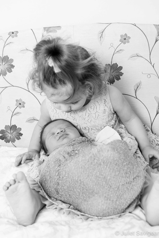 Big Sister - Family Photography, London