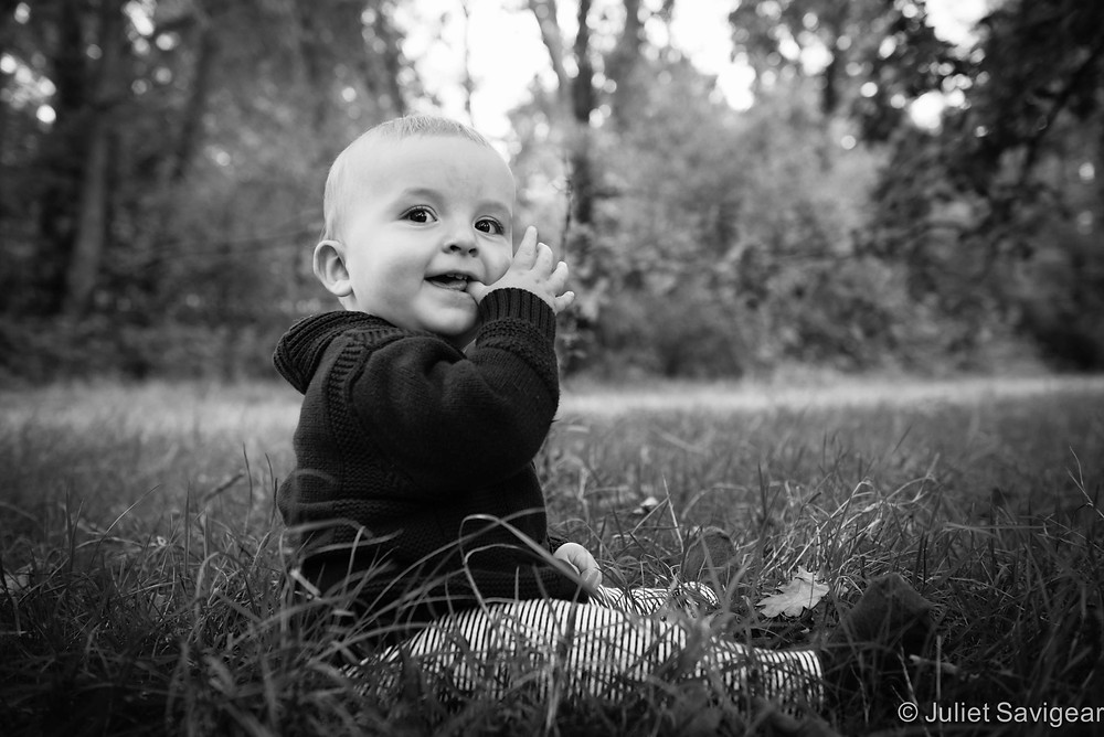 Baby Photography - Tooting Common