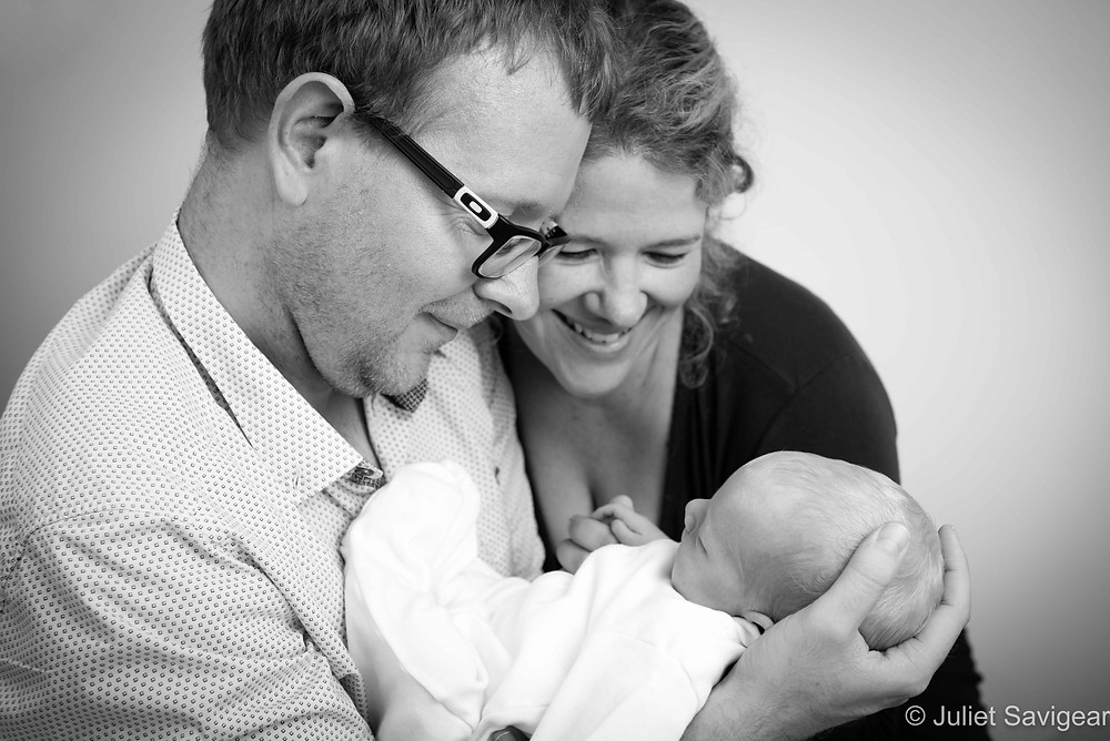 Newborn Baby - Family Photography, Wimbledon