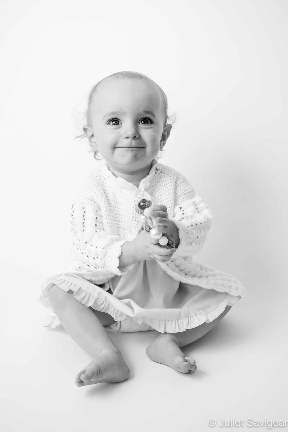 Beads - Baby Photography, Clapham