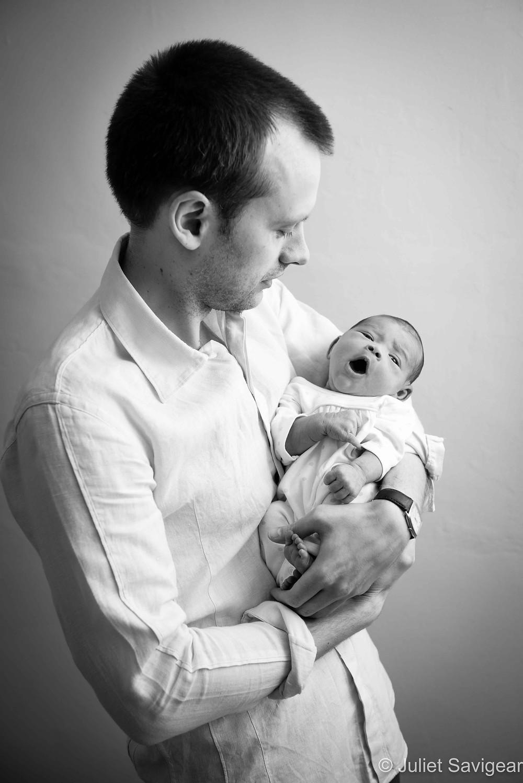Daddy's Girl - Newborn Baby & Family Photography, Greenwich