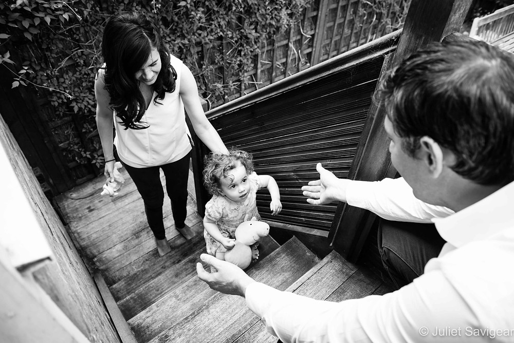 Up The Stairs - Children's & Family Photography, Clapham