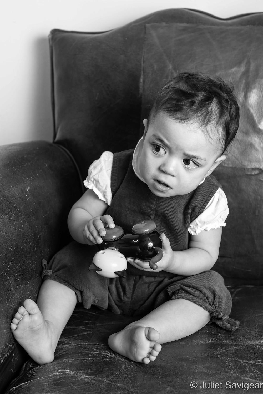 Curiosity - Baby Photography