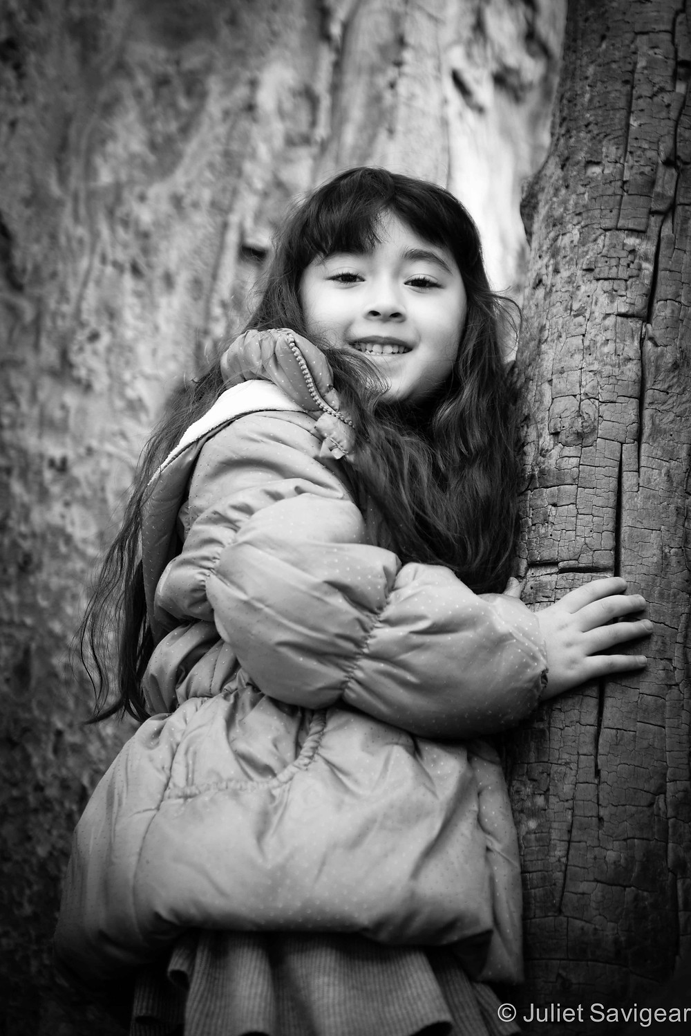 Tree Climbing - Children's Photographer, Kenwood House, Hampstead