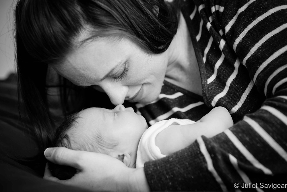 Nose To Nose - Newborn Baby & Family Photography, Battersea
